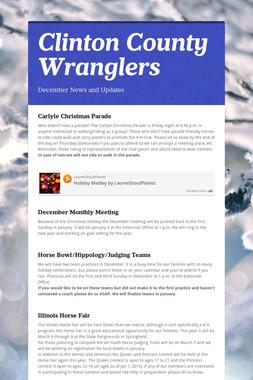 Clinton County Wranglers