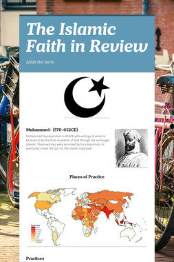 The Islamic Faith in Review