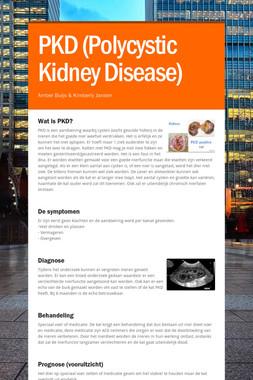PKD (Polycystic Kidney Disease)