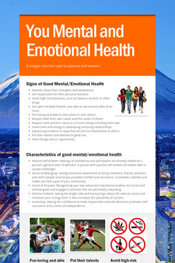 You Mental and Emotional Health