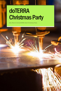 doTERRA Christmas Party