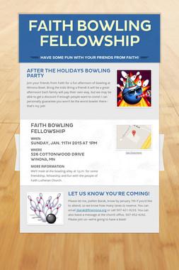 Faith Bowling Fellowship