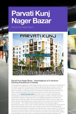 Parvati Kunj Nager Bazar