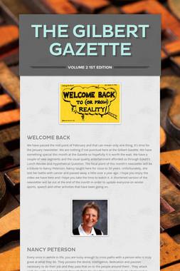 The Gilbert Gazette