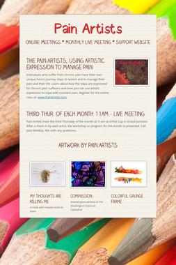 Pain Artists