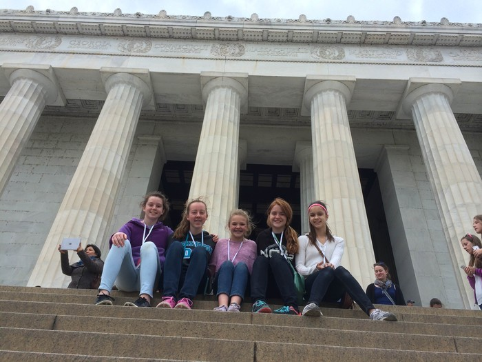 Learn how your child can participate in the upcoming D.C. Trip in April 2016!