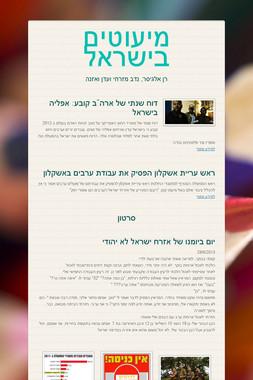 מיעוטים בישראל