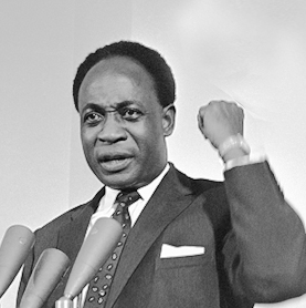 Hoofdstuk 1: Geschiedenis van Ghana