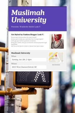 Muslimah University