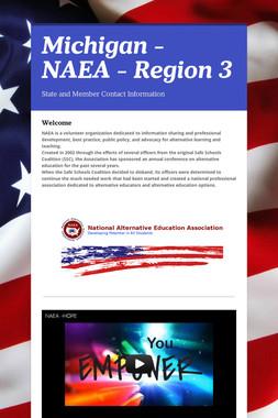 Michigan - NAEA - Region 3