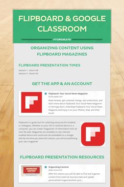 Flipboard & Google Classroom