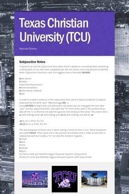 Texas Christian University (TCU)