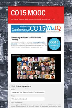CO15 MOOC
