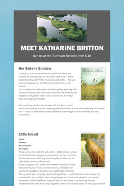 Meet Katharine Britton