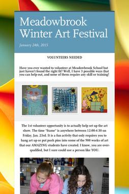 Meadowbrook Winter Art Festival