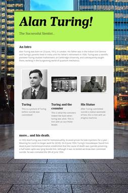 Alan Turing!