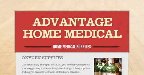 Advantage Home Medical