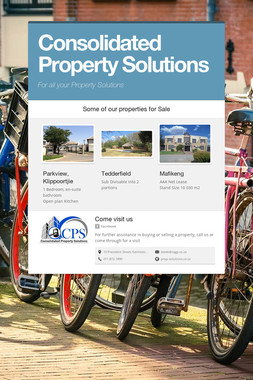 Consolidated Property Solutions