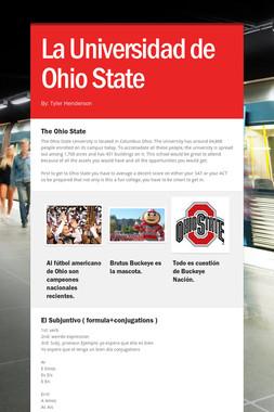 La Universidad de Ohio State