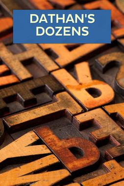 Dathan's Dozens