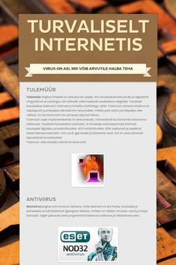 Turvaliselt internetis