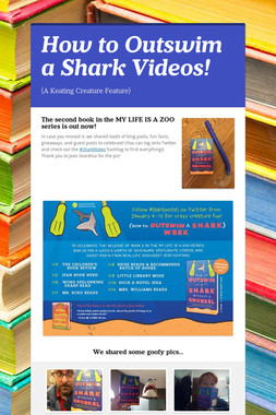 How to Outswim a Shark Videos!
