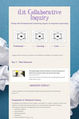 iLit Collaborative Inquiry