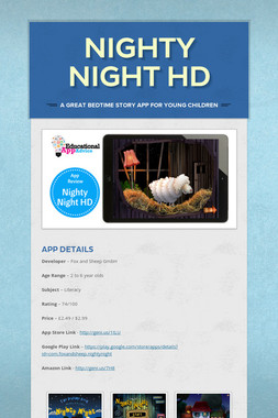 Nighty Night HD