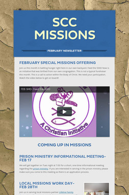 SCC Missions