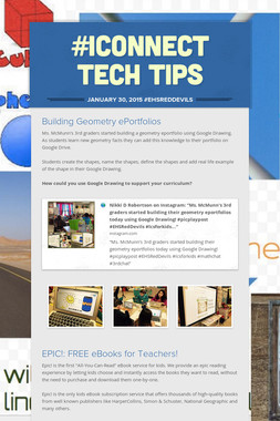 #iCONNECT Tech Tips