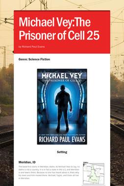 Michael Vey:The Prisoner of Cell 25