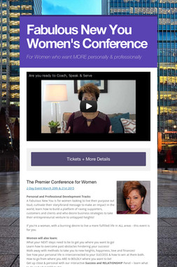 Fabulous New You Women's Conference