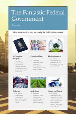 The Fantastic Federal Government