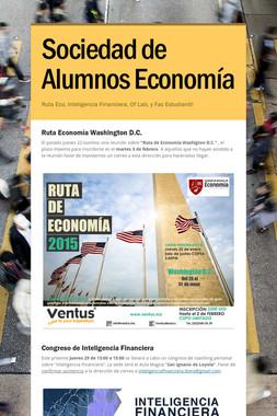 Sociedad de Alumnos Economía