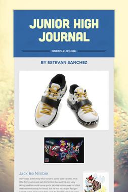 Junior High Journal