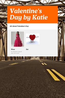 Valentine's Day by Katie