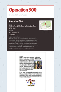 Operation 300