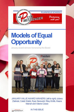Models of Equal Opportunity