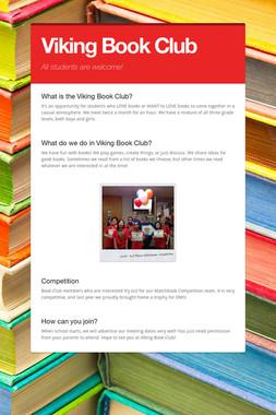 Viking Book Club