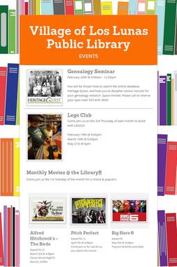 Village of Los Lunas Public Library