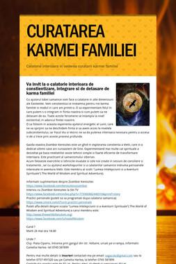CURATAREA KARMEI FAMILIEI