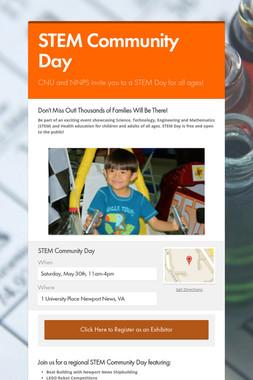 STEM Community Day