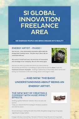 SI Global Innovation freelance area