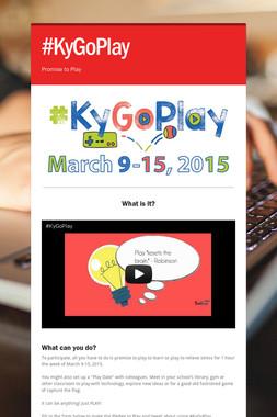#KyGoPlay