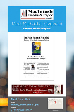 Meet Michael J. Fitzgerald