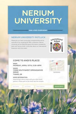 Nerium University