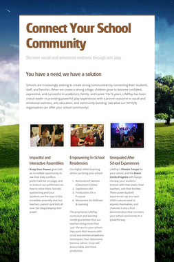 Connect Your School Community