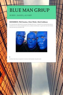 BLUE MAN GR0UP