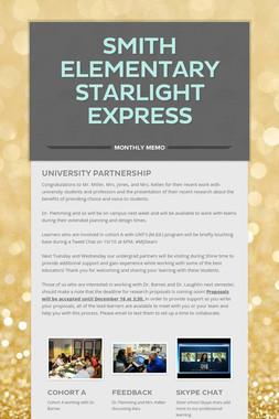 Smith Elementary Starlight Express