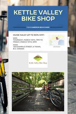 Kettle Valley Bike Shop